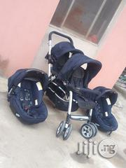 Tokunbo UK Used Jane Twin Stroller With Car Seat From Newborn To Toddler | Prams & Strollers for sale in Lagos State, Lagos Island