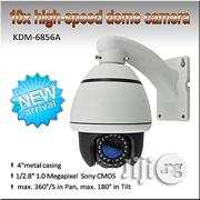 CCTV CAMERA10X Mini High-speed Dome IP Camera 960P | Security & Surveillance for sale in Rivers State, Port-Harcourt