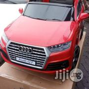 Audi Q7 SUV Ride On Toy Car Only Red Colour | Toys for sale in Lagos State, Lagos Mainland