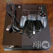 Ps4 Console 500gb + Controller HDMI USB | Video Game Consoles for sale in Lagos State, Agege