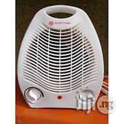 Fan Heater -Electric Portable Space Heater Adjustable Thermostat Fan | Home Appliances for sale in Abuja (FCT) State, Central Business District
