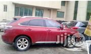 Lexus RX 2010 Red | Cars for sale in Lagos State, Lekki Phase 1