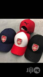 Arsenal Caps | Clothing Accessories for sale in Lagos State, Ikeja
