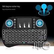 Wireless Keyboard, Mini I8 Wireless Touchpad Keyboard | Computer Accessories  for sale in Abuja (FCT) State, Central Business District