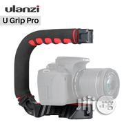 U-Grip Pro Video Action Stabilizing Handheld Stabilizer Rig Hot Shoe Compatible Canon Sony DSLR Camera and Most Smartphone | Photo & Video Cameras for sale in Lagos State, Ikeja