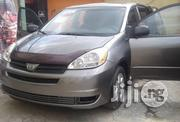 Toyota Sienna 2004 CE FWD (3.3L V6 5A) Gray | Cars for sale in Abuja (FCT) State, Gwarinpa