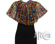 African Neck Cape With Gown | Clothing for sale in Lagos State, Gbagada