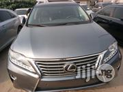 Tokunbo Lexus Rx350 2013 Gray | Cars for sale in Lagos State