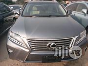 Tokunbo Lexus Rx350 2014 Gray | Cars for sale in Lagos State, Lagos Mainland