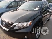 Tokunbo Lexus Rx350 2011 Black | Cars for sale in Lagos State