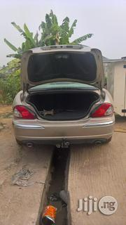 Jaguar X-Type 3.0 Automatic 2004 Gold | Cars for sale in Lagos State, Ojodu
