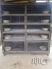 I Want To Sell Grasscutter/Rabbit Iron Cage   Pet's Accessories for sale in Oyo State, Ibadan North