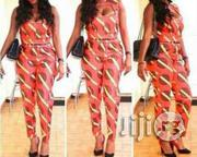 Open Chest Ankara Top Trouser | Clothing for sale in Lagos State, Ojodu