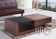 MGR Center Table With Drawer and 10mm Glass Top | Furniture for sale in Lagos State