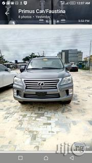 Lexus LX 2013 Gray | Cars for sale in Lagos State, Lekki Phase 1