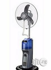 Andrakk Rechargeable 16inch Mist Fan | Home Appliances for sale in Rivers State, Port-Harcourt