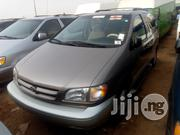 Toyota Sienna 2001 Gray | Cars for sale in Lagos State, Apapa