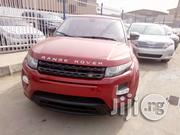 Land Rover Range Rover Evoque 2013 Red | Cars for sale in Lagos State, Lagos Mainland