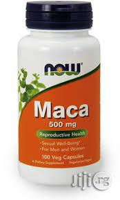 Now Maca Maca Roots Is The Best. New Pack , Same Great | Sexual Wellness for sale in Lagos State, Lagos Mainland