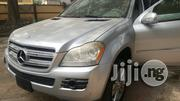 Tokunbo Mercedes-Benz GL Class GL450 2008 Silver | Cars for sale in Lagos State, Ikeja