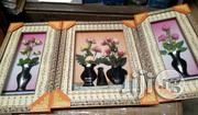 Wall Frame Flower Sets | Arts & Crafts for sale in Lagos State, Surulere