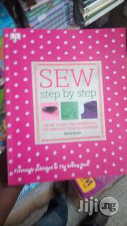 Sew Step By Step | Books & Games for sale in Lagos State, Yaba