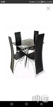 New Dinning Table With Four Chairs. | Furniture for sale in Lagos State, Ojo