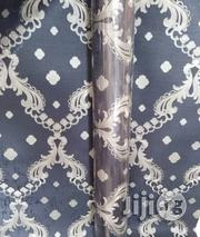 Wallpaper Black Nd White Strip | Home Accessories for sale in Lagos State, Surulere