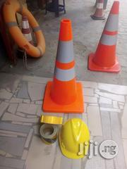 Safety Cone Helmet Reflector Belt. | Safety Equipment for sale in Abuja (FCT) State, Kado