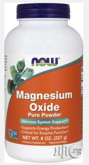 Magnesium Oxide Pure Powder - 227g | Vitamins & Supplements for sale in Lagos State, Lekki Phase 1