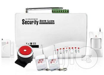 Wireless GSM Security Home Alarm System