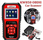 KW850 OBD2 Auto Scanner Car Engine Fault Code Reader | Vehicle Parts & Accessories for sale in Lagos State, Ikorodu
