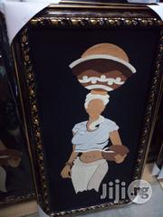 Wall Artwork Black C | Arts & Crafts for sale in Lagos State, Surulere