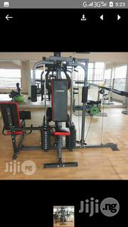 4 Station Dyoung Multi Gym Set | Sports Equipment for sale in Lagos State, Ojota