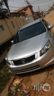 Honda Accord Sedan LX-P 2010 Gray | Cars for sale in Lagos State, Isolo