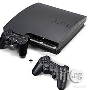 Sony PS3 Slim Console 320GB Plus 2 Controllers | Video Game Consoles for sale in Lagos State, Ikeja