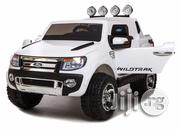 Toy Car Ford Ranger Double Seat | Children's Gear & Safety for sale in Lagos State, Lekki Phase 1