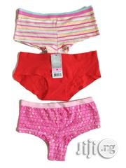 3 Piece Set Mixed Ladies Panties. | Clothing for sale in Lagos State, Ikeja