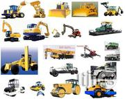 List Of Construction Equipments Available For Lease & Rent | Automotive Services for sale in Lagos State, Alimosho