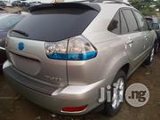 Tokunbo Lexus RX330 2006 Silver | Cars for sale in Lagos State, Oshodi-Isolo