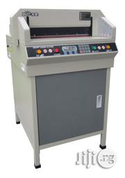 New 450VS + Digital Control A3 Size Guillotine Paper Cutter | Stationery for sale in Lagos State, Mushin