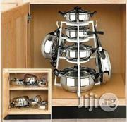 Plastic Pot Rack | Kitchen & Dining for sale in Lagos State, Ikeja