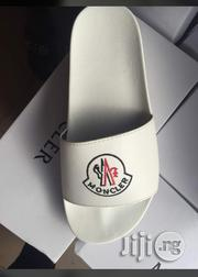 Moncler Slides for Unisex | Shoes for sale in Lagos State, Lagos Island