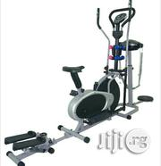 Orbitrac Bike With Massager Stepper And Twister | Massagers for sale in Abuja (FCT) State, Gaduwa