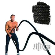 Battle Rope (15mm) | Sports Equipment for sale in Abuja (FCT) State, Gaduwa