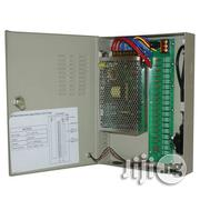 20AH 12V 18ways CCTV Power Supply Box | Security & Surveillance for sale in Lagos State, Ikeja