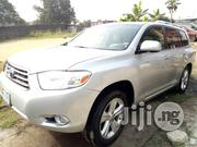 Clean Toyota Highlander 2008 Silver For Sale | Cars for sale in Rivers State, Obio-Akpor