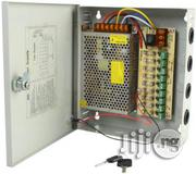 9 Port 12V 10A Power Supply Boxauto-reset | Photo & Video Cameras for sale in Lagos State, Ikeja