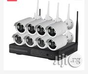 Wifi 8KIT CCTV Camera   Security & Surveillance for sale in Lagos State, Ikeja