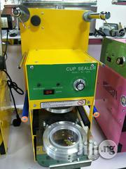 Cup Sealing Machine | Manufacturing Equipment for sale in Lagos State, Alimosho